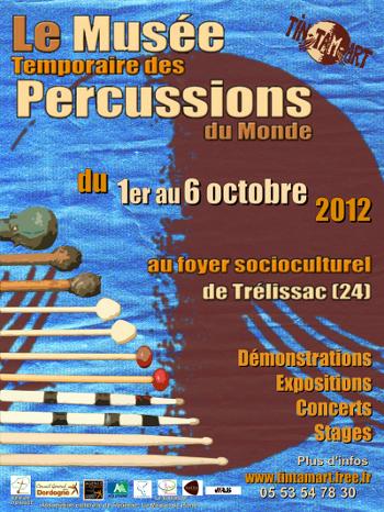 Le Musée Temporaire des Percussions du Monde