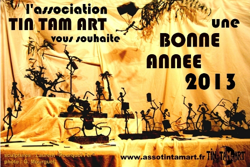 BONNE ANNEE!