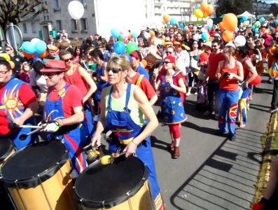 La fin des carnavals pour Samba Garage