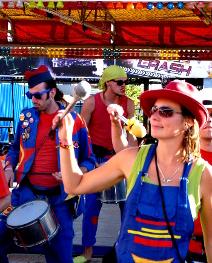 Votre week-end avec Samba Garage!