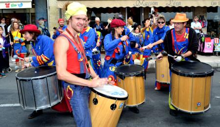 SG en festival… dans le Cantal!