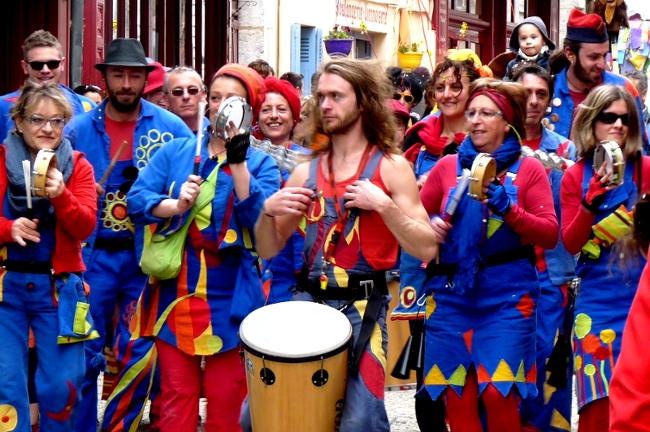 Carnavals? Samba Garage!