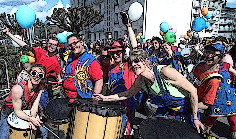 Dimanche 20 Mars : SG au carnaval de Coulounieix-Chamiers