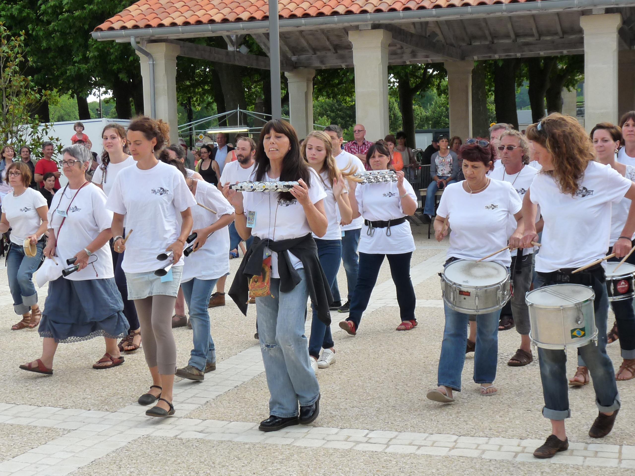 Les Fêtes de la Musique avec Samba d'Oc !!!