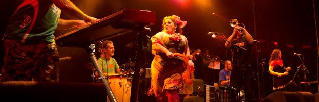 Ocho y Media + Dj Pepino en concert Ven 19 mai au Sans Réserve