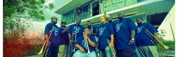 Hot 8 Brass Band en concert !