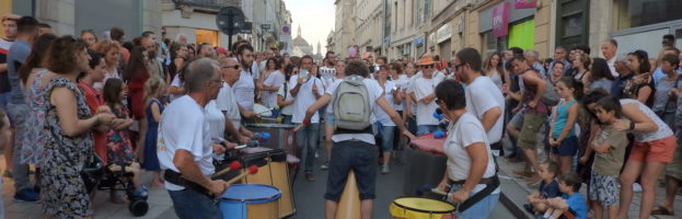 Ecole de samba – Inscription toujours possible