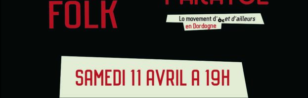 ANNULE / Folle Nuit Folk – 11 avril